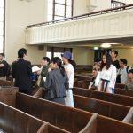 北東アジア経済セミナー、ヤングリーダーたちが本学来訪