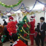 旭ヶ岡寄宿舎クリスマス