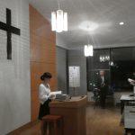 泉女子寄宿舎礼拝
